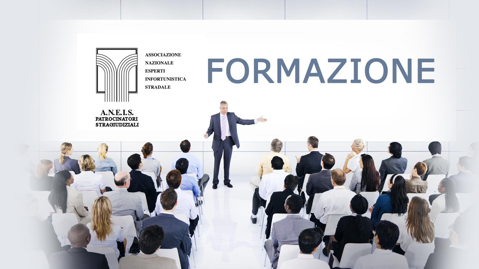 Formazione Aneis: 05 giugno 2020 PRIMO SEMINARIO ONLINE